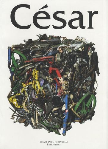 Paul Rebeyrolle - César - Exposition du 22 juin au 22 octobre 2002.