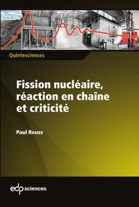 Galabria.be Fission nucléaire, réaction en chaîne et criticité Image