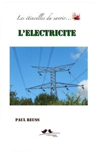 Paul Reuss - L'électricité.