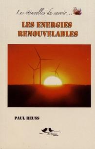 Paul Reuss - Les énergies renouvelables.