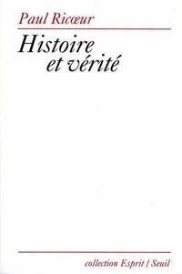 Histoire et vérité - Paul Ricoeur pdf epub