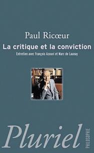 Histoiresdenlire.be La critique et la conviction Image