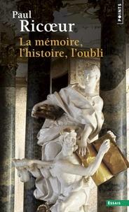 Livres téléchargeables gratuitement ipod touch La mémoire, l'histoire, l'oubli 9782020563321 par Paul Ricoeur en francais iBook PDF