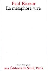 La métaphore vive - Paul Ricoeur - Format ePub - 9782021144925 - 9,99 €