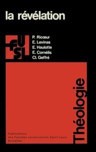 Paul Ricoeur et Emmanuel Levinas - La révélation.