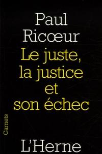 Goodtastepolice.fr Le juste, la justice et son échec Image