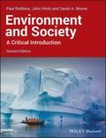 Paul Robbins et John Hintz - Environment and Society - A Critical Introduction.