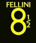 Paul Ronald - Fellini 81-2 : 1963, black-white, 114 minutes.