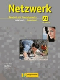 Deedr.fr Netzwerk A1 - Arbeitsbuch mit 2 Audio-CDs - Deutsch als Fremdsprache Image