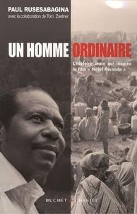Histoiresdenlire.be Un homme ordinaire - Une autobiographie Image