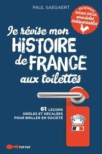 Histoiresdenlire.be Je révise mon histoire de France aux toilettes Image