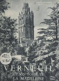 Paul Salaville et  Collectif - Verneuil et son église de la Madeleine.