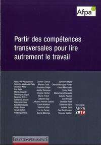 Paul Santelmann - Partir des compétences transversales pour lire autrement le travail - Hors-série AFPA 2019.