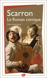 Google ebook epub téléchargements Le roman comique iBook 9782080703606 in French par Paul Scarron