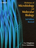 Paul Singleton et Diana Sainsbury - Dictionary of Microbiology and Molecular Biology.