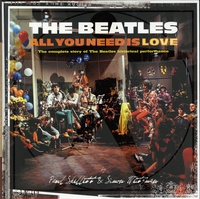 Paul Skellett et Simon Weitzman - The Beatles: All You Need Is Love - The complete story of The Beatles historical performance highlighting the first-ever live global satellite broadcast.