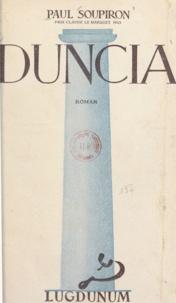 Paul Soupiron - Duncia.
