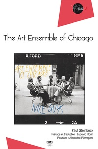 Paul Steinbeck - The Art Ensemble of Chicago.