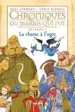 Chris Riddell - Chroniques du marais qui pue, Tome 01.