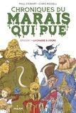 Paul Stewart et Chris Riddell - Chroniques du marais qui pue Tome 1 : La chasse à l'orgre.