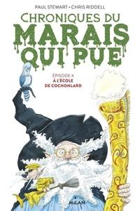 Accentsonline.fr Chroniques du marais qui pue Tome 4 Image