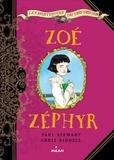 Paul Stewart et Chris Riddell - Les aventuriers du très très loin Tome 2 : Zoé Zéphyr.