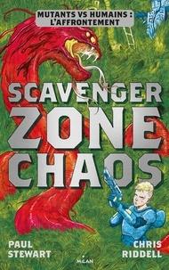 Chris Riddell et Paul Stewart - Scavenger , Tome 02 - Zone chaos.