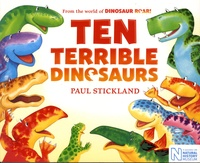 Paul Stickland - Ten Terrible Dinosaurs.