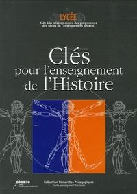 Paul Stouder - Clés pour l'enseignement de l'Histoire - Programmes 2002.