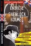 Paul Thiès - Enquête à la Sherlock Holmes - CM2/6e, 9/12 ans.