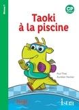 Paul Thiès et Aurélien Heckler - Taoki à la piscine - CP Niveau 1.