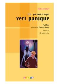 Histoiresdenlire.be Un printemps vert panique - Niveau A2; Texte origonal abrégé Image