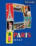 Paul Thurlby - Paris de  A à Z.