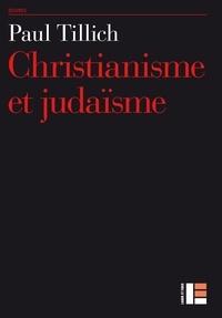 Paul Tillich - Christianisme et judaïsme.