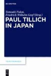 Paul Tillich in Japan.