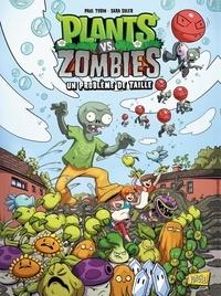 Paul Tobin et Sara Soler - Plants vs Zombies Tome 14 : Un problème de taille.