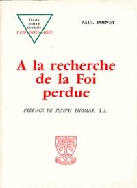 Paul Toinet - .