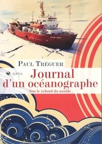 Histoiresdenlire.be Journal d'un océanographe - Sur le rebord du monde Image