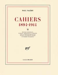Paul Valéry - Cahiers 1894-1914 - Tome 11, 1911-1912.