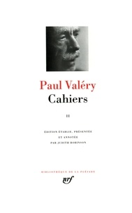 Paul Valéry - CAHIERS 1894. - Tome 2.