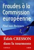 Paul Van Buitenen - Fraudes à la Commission européenne.