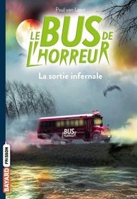 Paul Van Loon - Le bus de l'horreur Tome 1 : La sortie infernale.