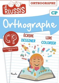 Deedr.fr Je réussis Orthographe CP Image