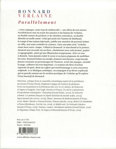 Bonnard-Verlaine. Parallèlement