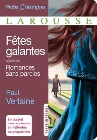 Lemememonde.fr Fêtes galantes - Suivies de Romances sans paroles Image