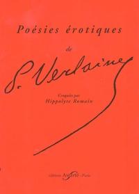 Paul Verlaine - Poésies érotiques de Paul Verlaine.