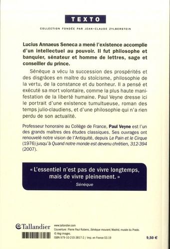 Sénèque. Une introduction. Suivi de la lettre 70 des Lettres à Lucilius