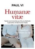 Paul VI et Bruno Bettoli - Humanae vitae - Lettre encyclique sur le mariage et la régulation des naissances.