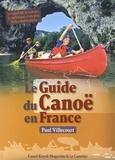 Paul Villecourt - Le guide du canoë en France.