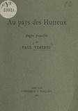 Paul Vimereu et René Normand - Au pays des Hutteux - Pages picardes.